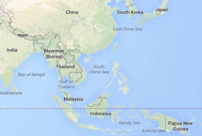 Vietnam Map · intercultures - global besser arbeiten
