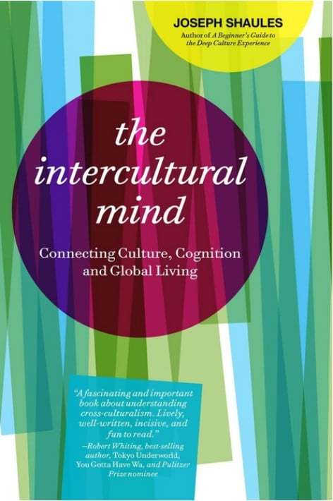 Book cover of The Intercultural Mind, by Joseph Shaules