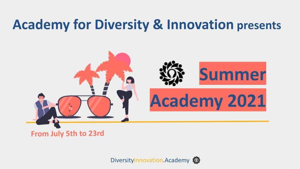 Summer Academy 2021 – Diversity & Innovation
